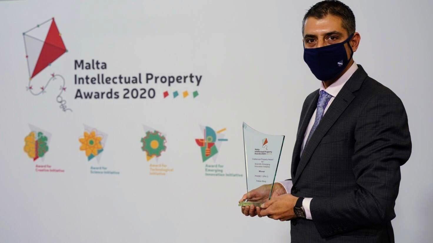 Malta Intellectual Property Award 2020